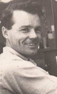 James Patterson Mast