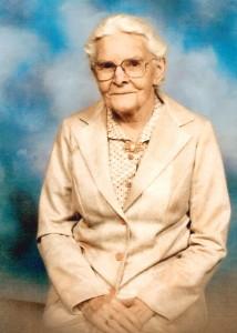 Flossie Grace Smith Pearson