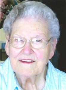 Hazel Elizabeth Barnes Lackey
