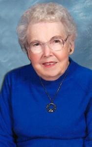 Marjorie Ruth Wike Giffin (Margie)