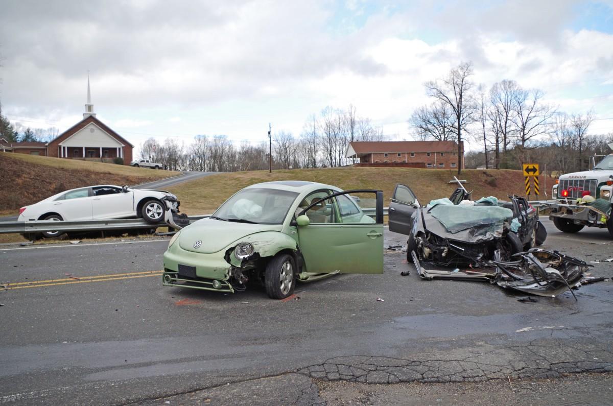 Motorist succumbs to injuries after three car crash – The ...