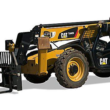 Missing Cat TL642D Telehandler. (photo: cat.com)