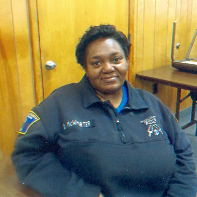 """EXPERIENCED RESCUER — Delane """"Dee"""" McWhorter, Assistant Chief of Equipment with the Iredell County Rescue Squad, is a 1983 graduate of Alexander Central High School."""