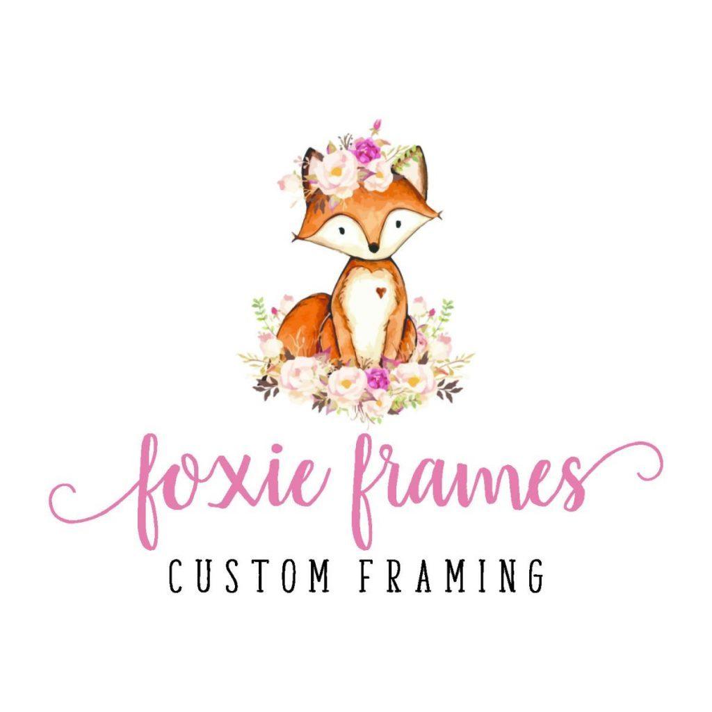Foxie Frames logo