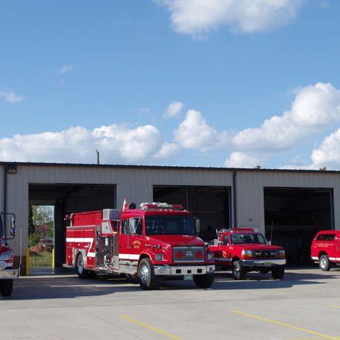 Stony Point Volunteer Fire Dept. Station 1