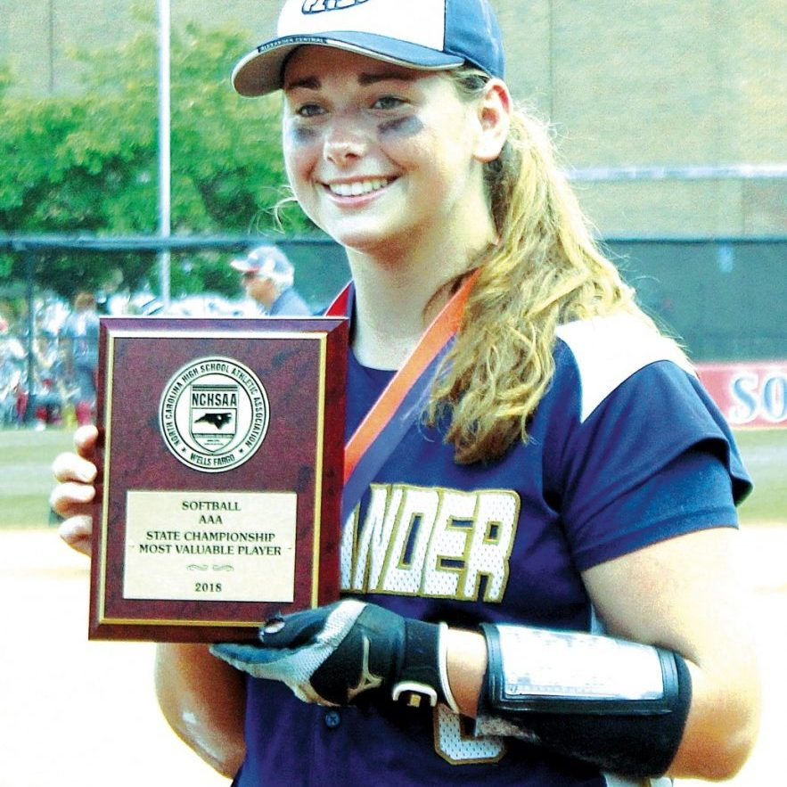 State Championship MVP Chesney Millsaps