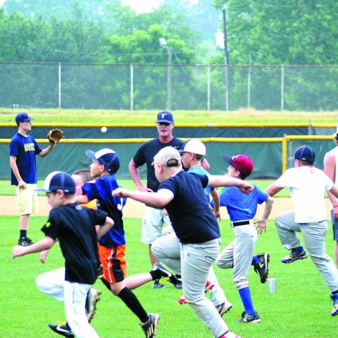 Coach Pete Hardee will host the 2018 ACHS Youth Baseball Camp June 25-28.