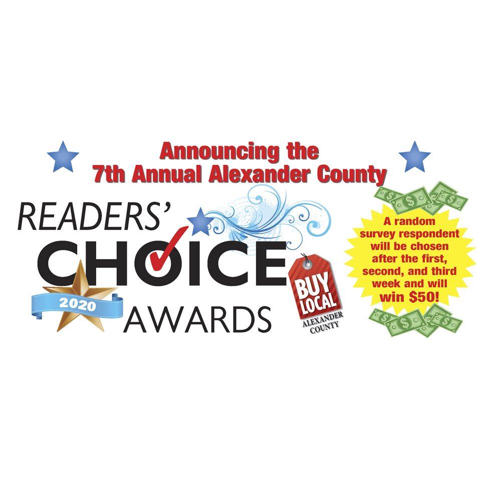 Readers Choice ballot ad 2020 crop
